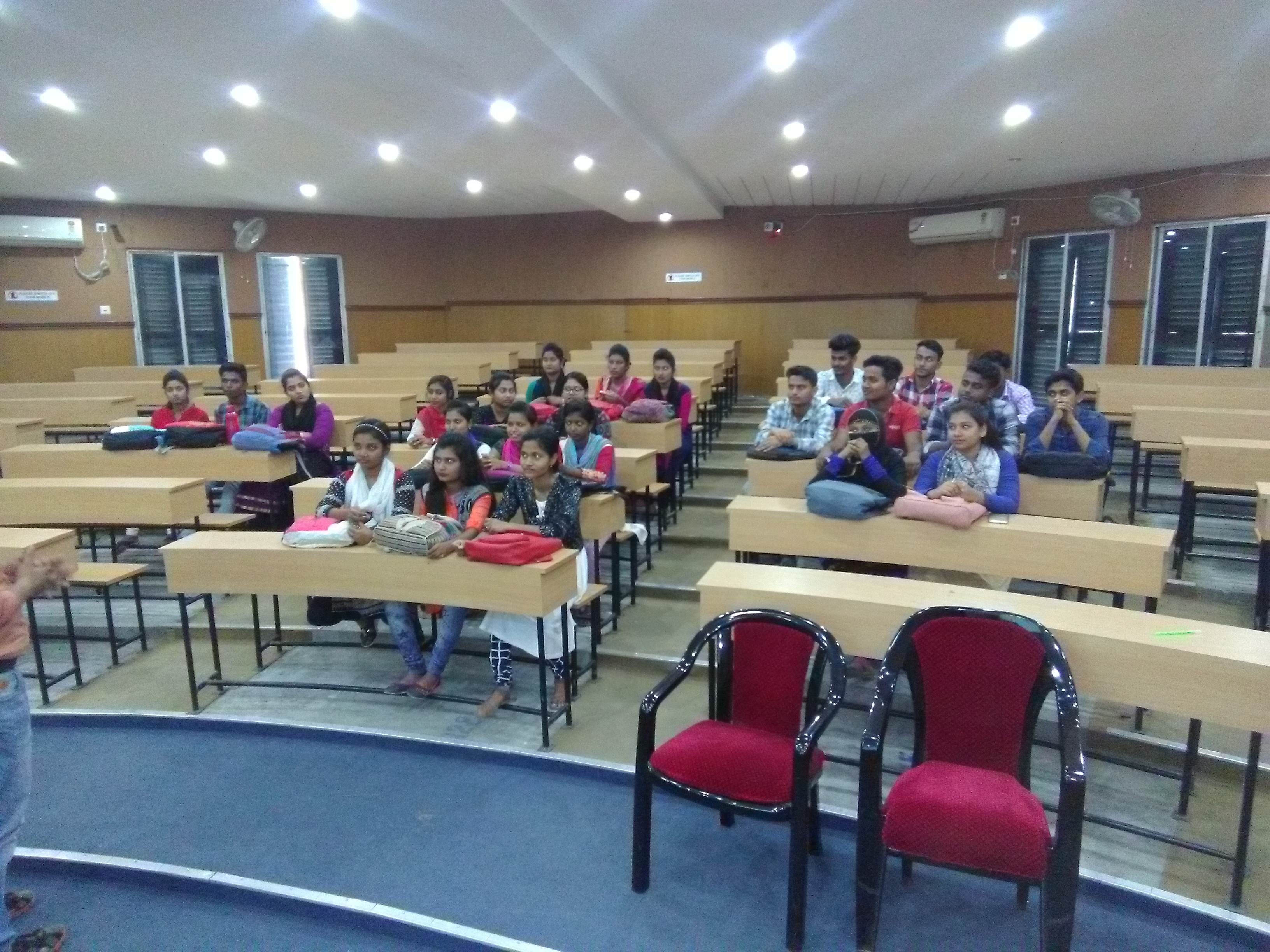 Students' Orientation Programme of Library Resources and Online Catalogue 2019
